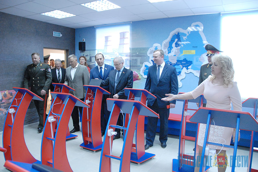 Второй в республике Центр безопасности открылся в Витебске (+ФОТО), фото-6