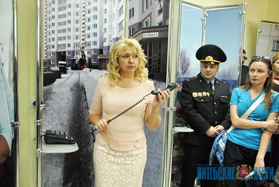 Второй в республике Центр безопасности открылся в Витебске (+ФОТО), фото-8
