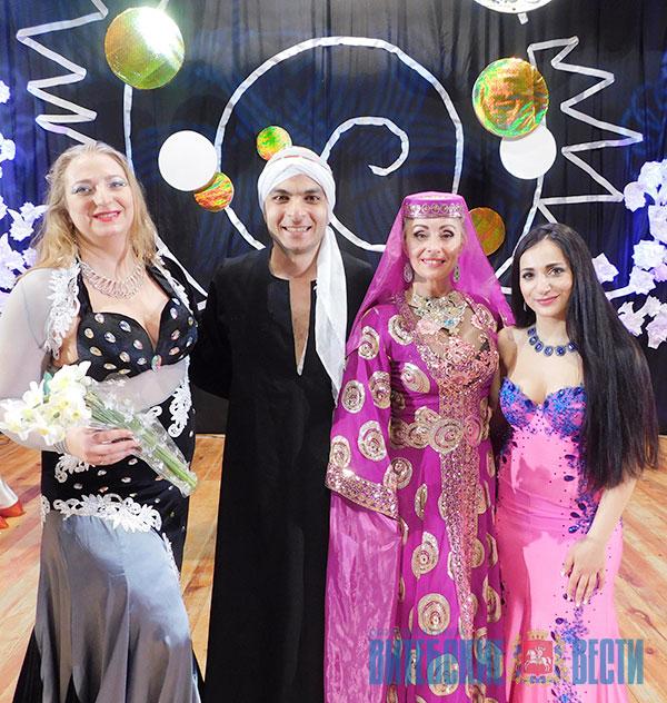 Как в Новополоцке прошел конкурс восточного танца «Золотая мониста-2017»? ФОТО, фото-7