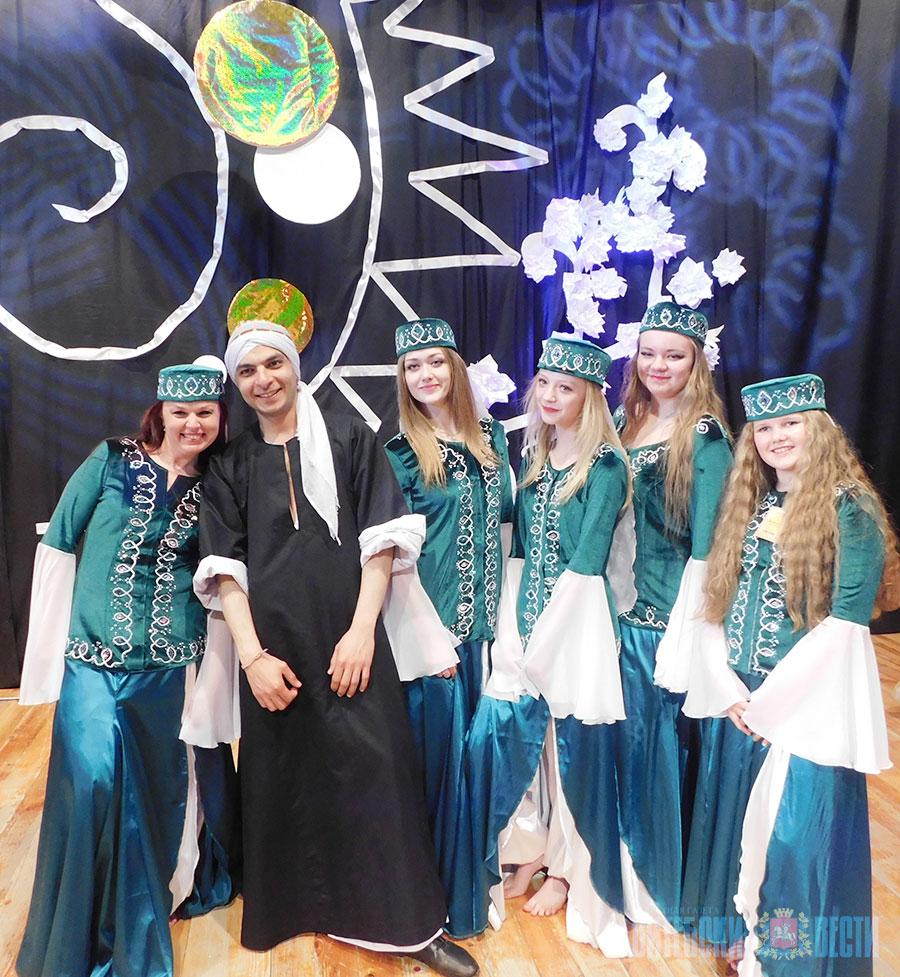 Как в Новополоцке прошел конкурс восточного танца «Золотая мониста-2017»? ФОТО, фото-6