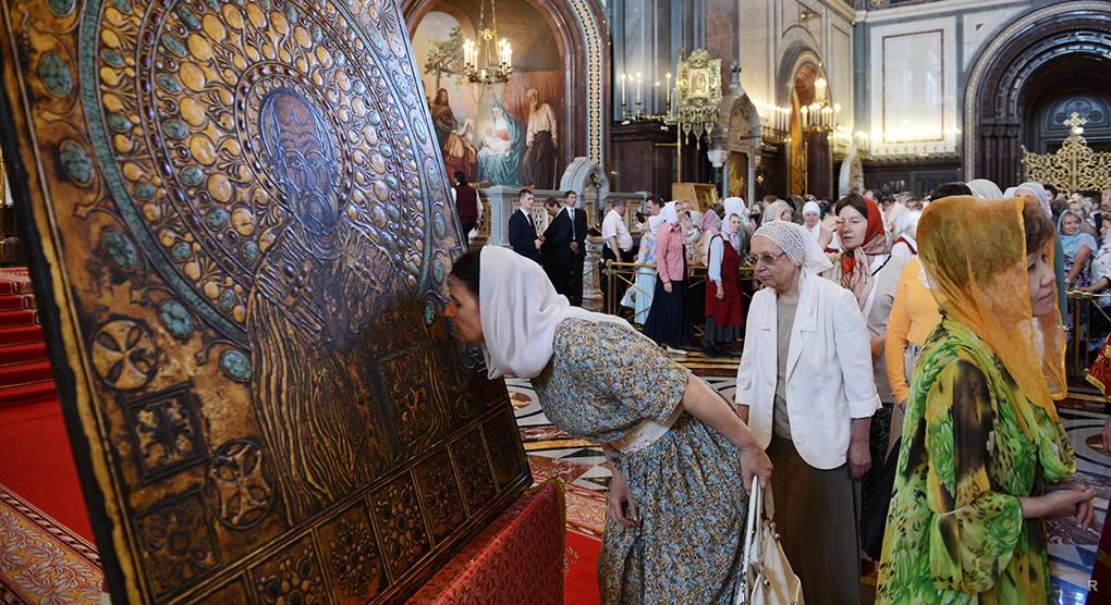 примеру церкви в москве где находятся мощи николая чудотворца найти лучшее заведение