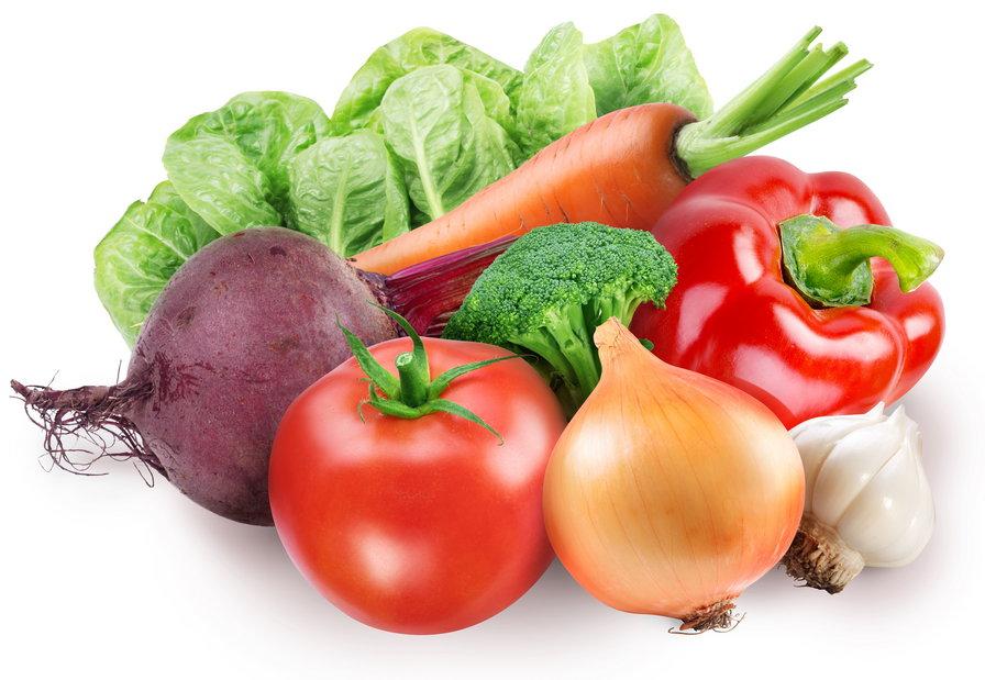 овощи на фоне белом фото фрукты и