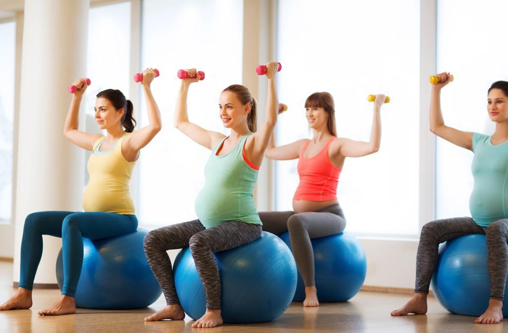 Фитнес для беременных в ярославле 32