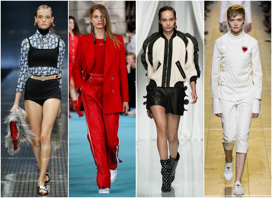 Модные тенденции весна-лето-2017: антифэшн и одежда из 80-х, фото-1