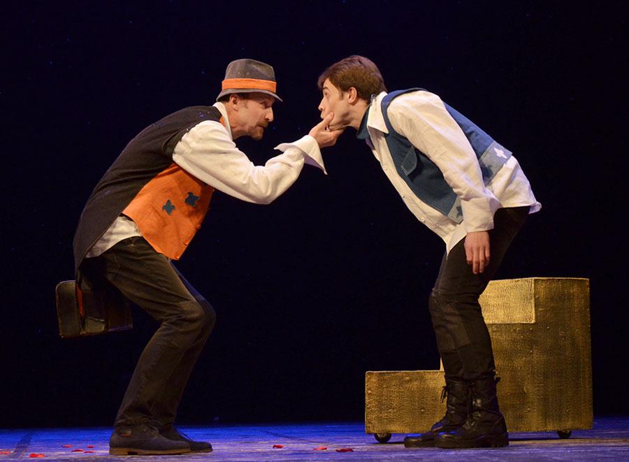 Театр имени Якуба Коласа поставлил спектакль по пьесе французского комедиографа XVII века, фото-1