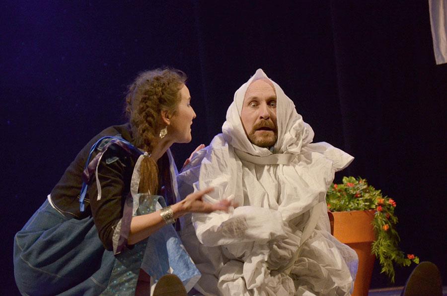 Театр имени Якуба Коласа поставлил спектакль по пьесе французского комедиографа XVII века, фото-4