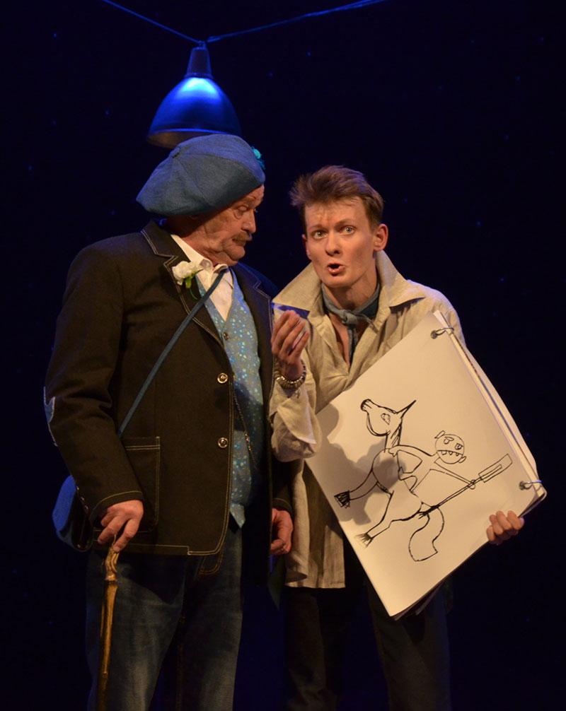Театр имени Якуба Коласа поставлил спектакль по пьесе французского комедиографа XVII века, фото-7