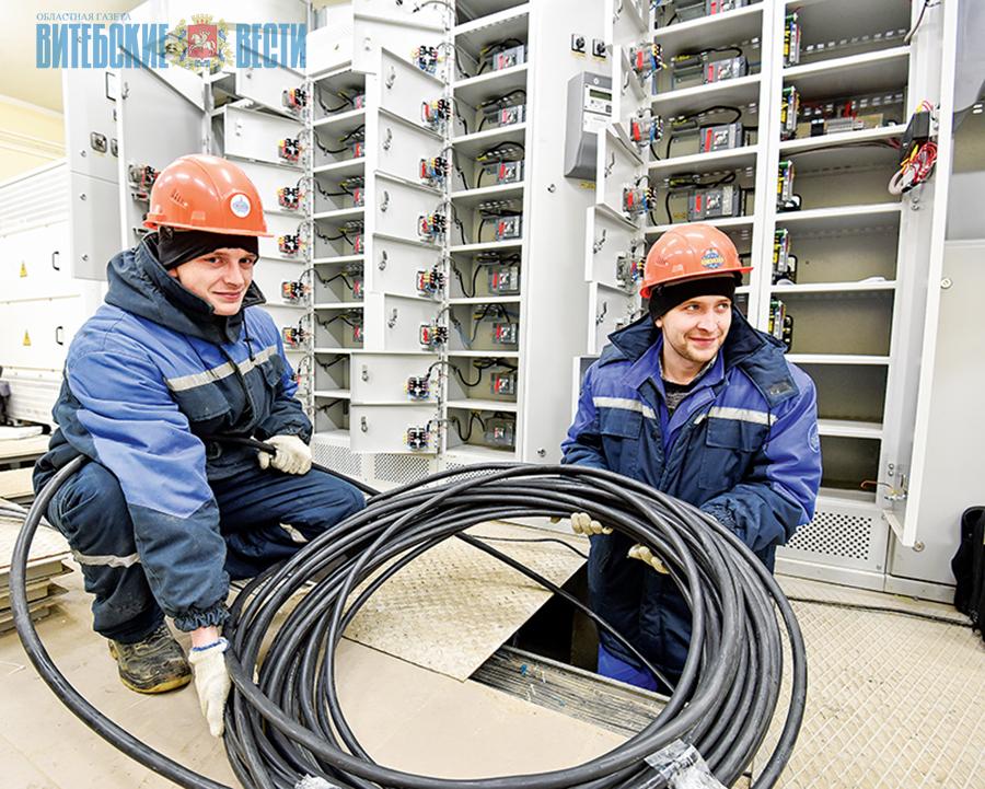Работы по строительству Полоцкой ГЭС выполнены на 93%. ФОТО, фото-4