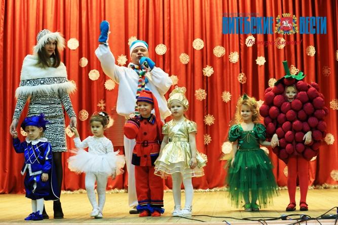 Пеппи Длинный чулок, Снежная Королева, Снежинка. В Витебске прошел конкурс новогодних костюмов, фото-10