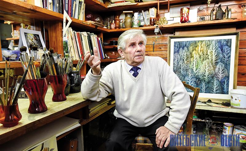 Член союза художников беларуси лукьянов виктор михайлович