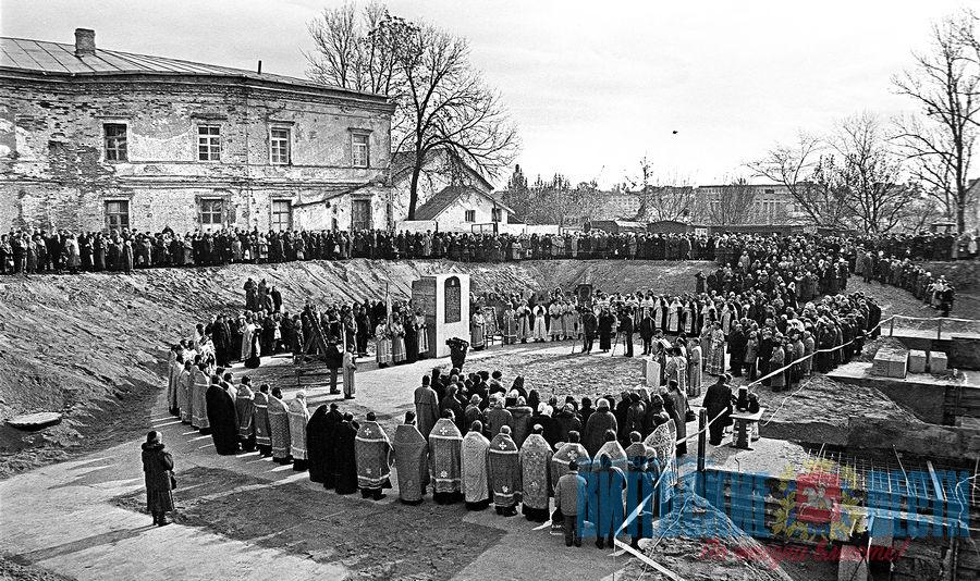 успенский собор в витебске архивные фото