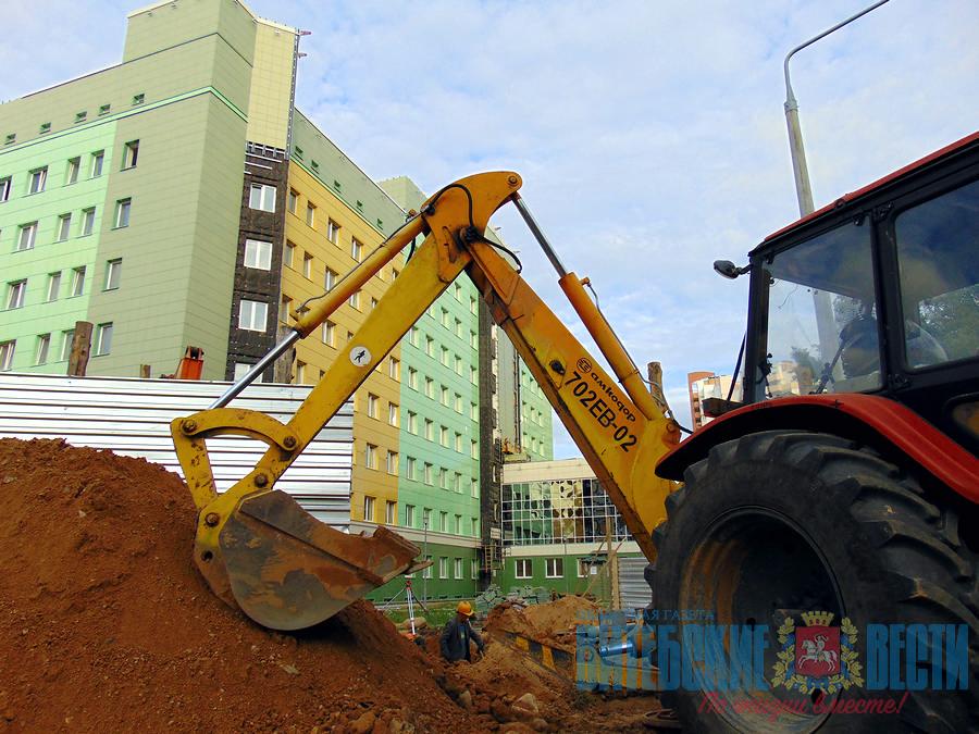 поликлиника витебск юг-7 строительство