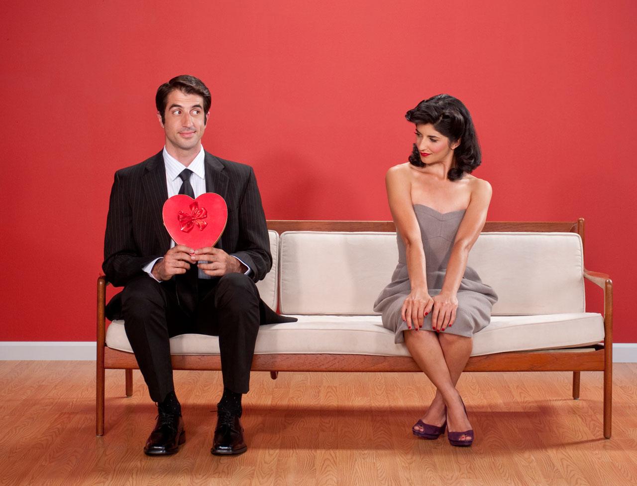 женщин мужчин знакомство