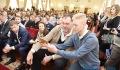 Первые премии в рамках региональной программы поддержки талантливой молодежи «Таленавiта» получили 12 человек