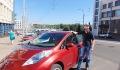 Машина будущего, или Насколько легко быть владельцем электромобиля на Витебщине? (+ВИДЕО)