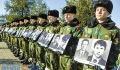 Открытие мемориальной доски летчику-герою и митинг. В Витебске почтили память воинов-интернационалистов (+ФОТО)