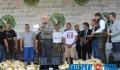 Косари из Витебщины взяли «золото» на чемпионате мира по сенокошению