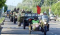 Орша стала первым белорусским городом в маршруте бронепробега Союзного государства «Дорога мужества»