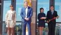 Оршанский льнокомбинат открыл первый в области мультибрендовый магазин-шоу-рум