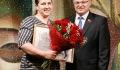 Более 500 многодетных матерей, работающих в сфере здравоохранения области, чествовали в Витебске
