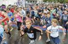 «Славянский забег» второй раз прошел в Витебске в рамках фестиваля искусств
