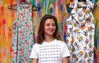 Молодой дизайнер Анна Забелина разукрашивает жизнь и… ткани