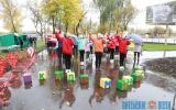 Сквер Академический появился в Витебске в рамках Года науки