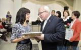 Стали известны имена обладателей премий Витебского облисполкома за высокие творческие достижения в области культуры и искусства