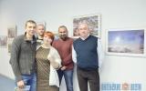 «Мечты о небе...». В витебской ратуше открылась персональная выставка фотокорреспондента «Витебских вестей» Дмитрия Осипова (+ФОТО)