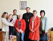 Акция «Белый цветок» в Витебске помогла семьям, воспитывающим детей с особенностями развития