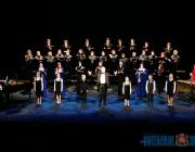 Праздник духовной музыки в Витебске объединил исполнителей двух стран