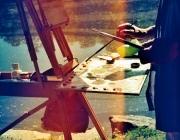 40 картин-посвящений Оршанщине нарисовали белорусские художники за 10 дней пленэра