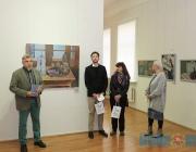 Выставка старейшей художественной школы Латвии открылась в Витебске