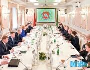 Делегации Словакии и китайской провинции Шаньдун посетили Витебскую область
