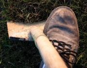 В Толочинском районе застигнутый вор убил и закопал в лесу пенсионерку