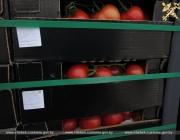 4 автопоезда с нелегальными томатами задержали таможенники в Дубровенском районе