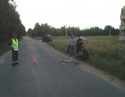 В Лиозненском районе 6-летний мальчик попал под колеса полуприцепа-кормораздатчика