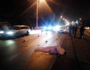 В Лучесе легковушка насмерть сбила пешехода