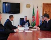 Вопрос сохранения памятников архитектуры подняли местные жители на приеме граждан Андрейченко в Глубоком