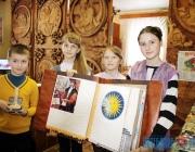 Шарковщинские школьники сообща пишут книгу, посвященную белорусскому книгопечатанию