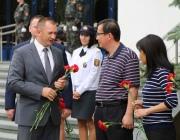 Китайские правоохранители посетили Витебщину