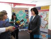 На выездной прием к главе Администрации Президента Наталье Кочановой в Верхнедвинск приехали жители из других районов