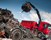 В Дубровенском районе задержали нелегальный груз лома черных металлов