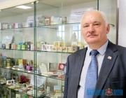 Миниатюрные книги представил коллекционер из Смоленска в Витебске