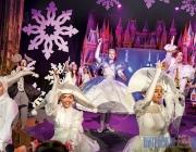 Витебский молодежный театр «Колесо» по-новому представил сказку «Золушка», в планах – постановка с МЧС