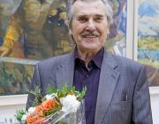 Белорусскому художнику с дубровенскими корнями Николаю Опиоку присвоено звание почетного члена Российской академии художеств