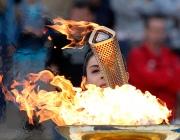 Эстафета огня пройдет в Беларуси накануне Евроигр- 2019