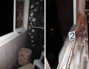 Девятиклассница выпала из окна в Орше