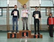 В Витебске провели Кубок области по технике пешеходного туризма в закрытых помещениях