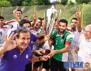 «Кубок дружбы» разыграют сборные команды по пляжному футболу 4 стран в Витебске
